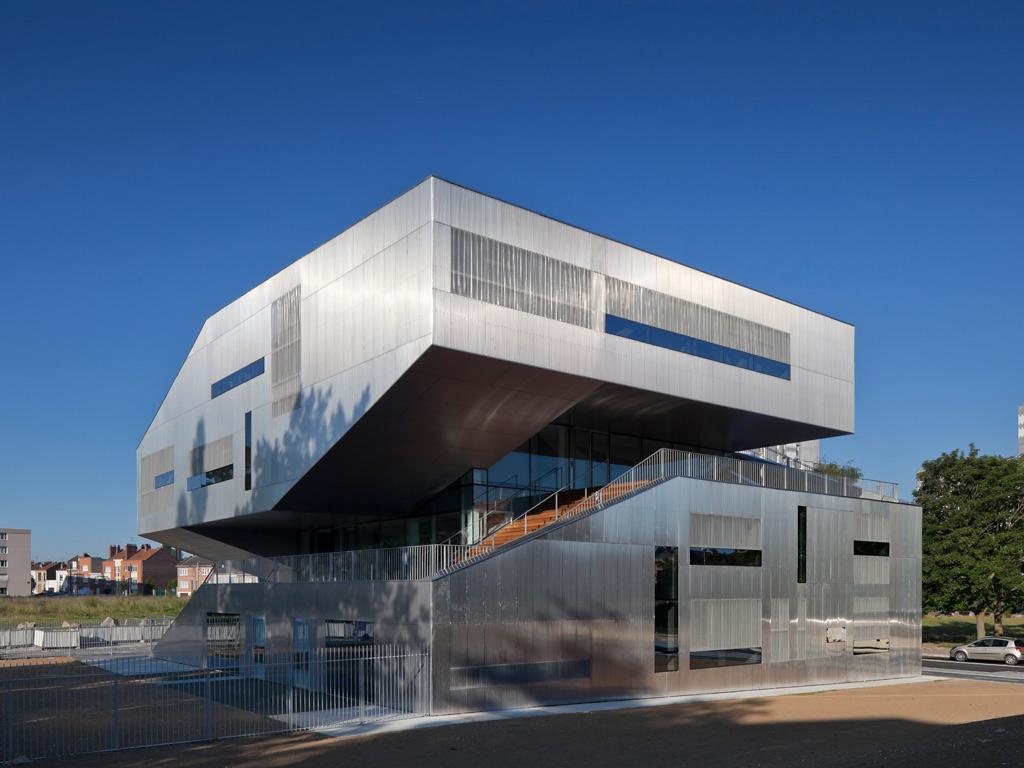 Mediatheque Centre Ville Metz