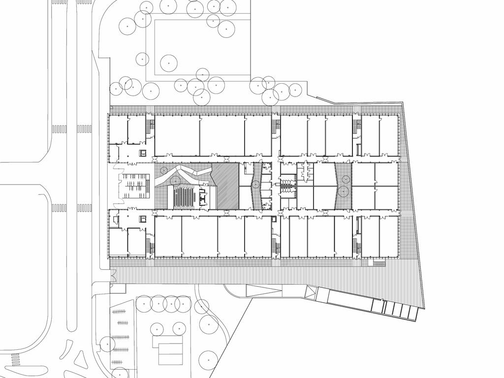 lyc e l onard de vinci saint germain en laye colboc franzen associ s. Black Bedroom Furniture Sets. Home Design Ideas